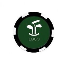 Golf Poker Marker Marca Bola Poker sobre Pedido